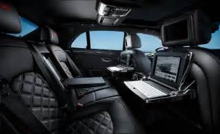 Bentley Mulsanne Interior Pictures 2015 Bentley Mulsanne Speed Interior Photo