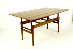 Coffee And Dining Table Antiques Atlas Teak Metamorphic Coffee Dining Table
