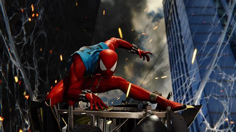 scarlet spider ps game hd games wallpapers