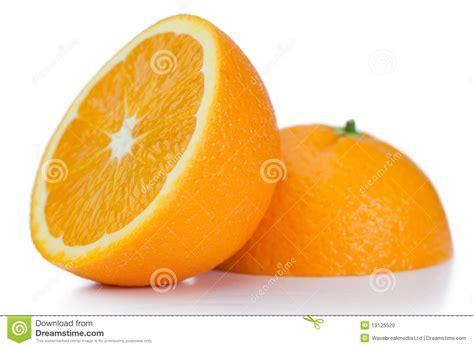 espaa partida en dos naranja partida en dos imagen de archivo imagen de vitamina 19125529