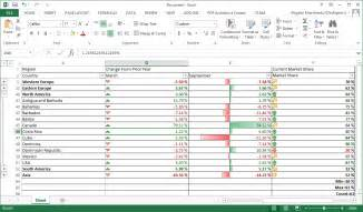 Wpf Spreadsheet Wpf Treelist Control Excel Data Export Coming Soon In