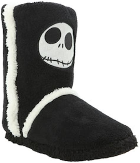 nightmare before slipper boots the nightmare before slipper boots