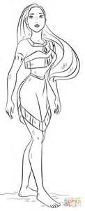 Coloring Pages Pocahontas Princess Pocahontas Coloring Pages Coloring Pages by Coloring Pages Pocahontas