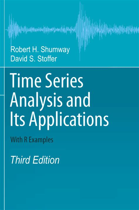 research paper on time series analysis time series analysis and its applications pdf