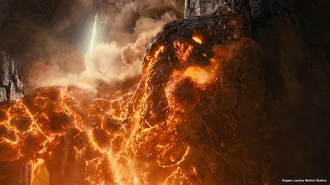 god of war film bg audio wrath of the titans olivier dumont vfx supervisor