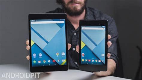 Nexus 7 Vs 9 by Nexus 9 Vs Nexus 7 2013 Comparison The New Nexus Is Bigger But Better Androidpit