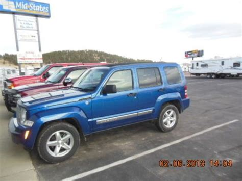 accident recorder 2009 jeep liberty free book repair sell used 2009 jeep liberty limited sport utility 4 door 3 7l in rapid city south dakota