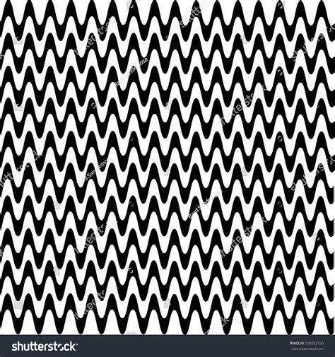 zig zag pattern eyes intense optical illusion zig zag pattern stock vector