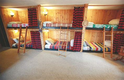 Slideshow Tumalo Ski Cabin A Frame Home Captures Old Ski Bunk Beds Built In The Wall