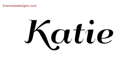 name katie tattoo designs deco name designs printable free name