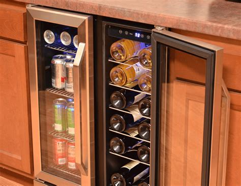 under cabinet beverage refrigerator under counter wine fridge full size of kitchenbest under