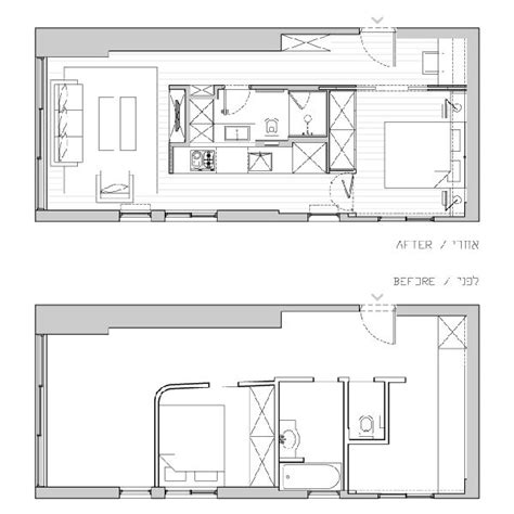 360 square feet in meters small multi functional 40 square meter apartment in tel