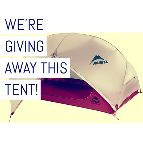 Tent Giveaway - a stern and rock bound coast kenai fjords national park historic resource study