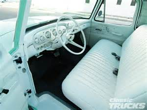 Classic Custom Upholstery 1961 1966 Ford Trucks On Pinterest Ford Ford Trucks And