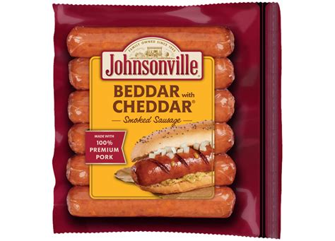 Microwave With Toaster Oven Beddar With Cheddar Smoked Sausage Links Johnsonville Com