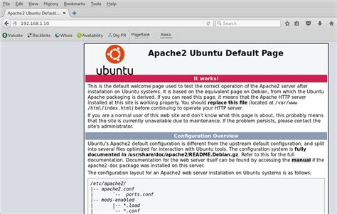 tutorial apache web server ubuntu install and configure apache2 on ubuntu server 16 04