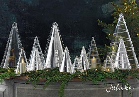 juliska christmas trees amalia bohemian glass 5 quot tree by juliska