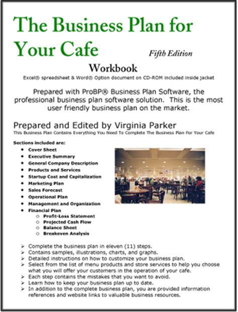 the business plan for your cafe   coffee house   coffee shop