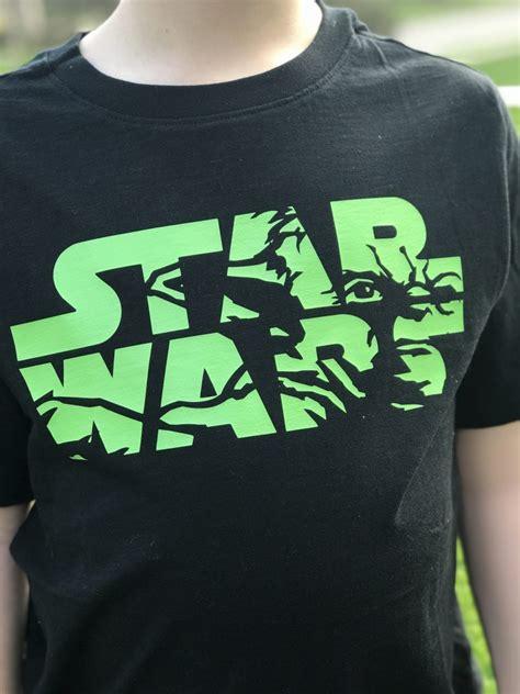 cricut star wars pineapple paper  diy star wars  shirts