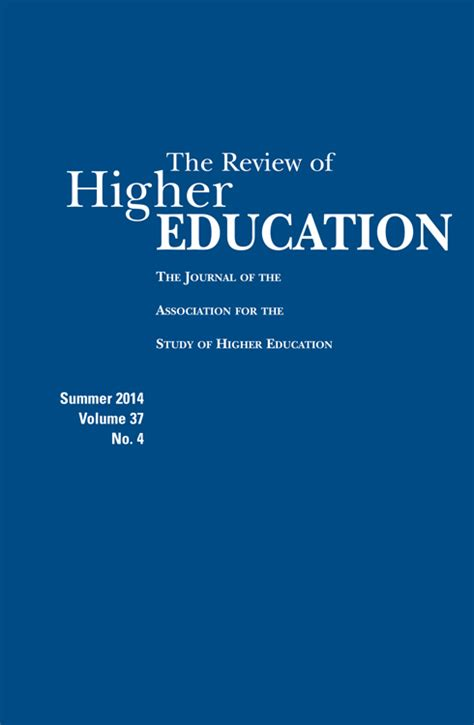 Mba In Higher Education And Research Management In Usa by Andrew Belasco And Michael Trivette Publish Research In