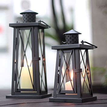 best vintage candle lantern products on wanelo - Kerzenhalter Outdoor