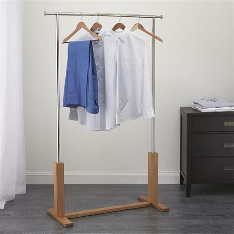 How To Make Garment Rack by Keep Your Wardrobe In Check With Freestanding Clothing Racks