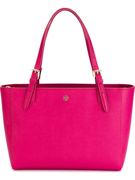 Burch Tote Vs Steve Madden Bag by Burch Perry Shopper Tote In Pink Lyst