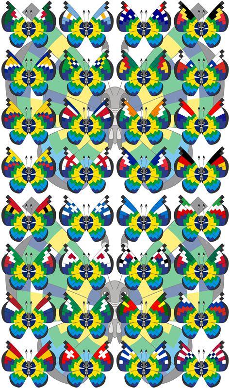 net paper pattern 2014 pokemon vivillon patterns www pixshark com images