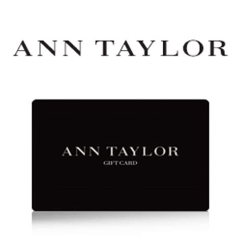 Can I Use Ann Taylor Gift Card At Loft - ann taylor gift card balance