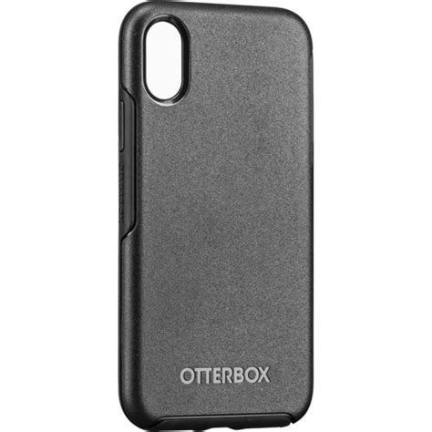 otterbox symmetry series for iphone xs black 77 59526 b h