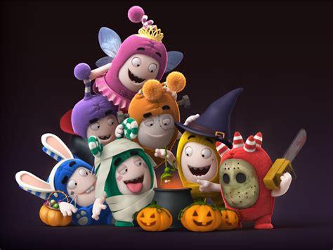 film kartun halloween kumpulan gambar oddbods film kartun lucu gambar kartun