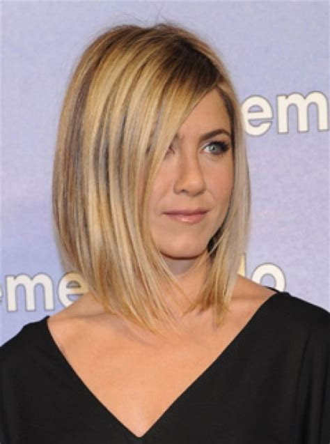 just a bob hairstyle jennifer aniston s new bob love or hate marie claire