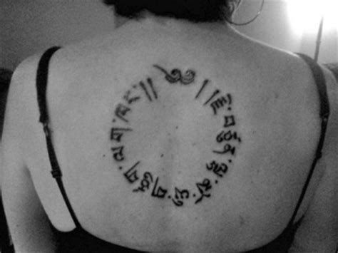 circle tattoo on shoulder meaning tibet is burning tibetanlife issue 11
