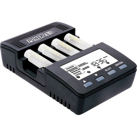 Maha Powerex Mh C9000 Wizardone Charger Analyzer For 4 Diskon mh c9000 wizardone charger analyzer