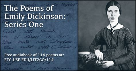 poems  emily dickinson series  emily dickinson