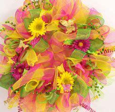 sallys crafts by petunagirl on pinterest   mesh wreaths