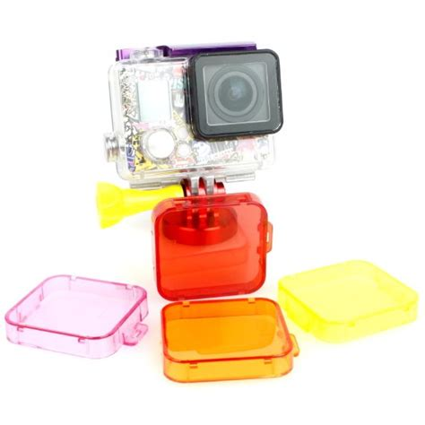 Promo Tmc Motion Sea Filter Gopro 3 4 Hr237 tmc sea filter cover for gopro hd 3 hr121 jakartanotebook