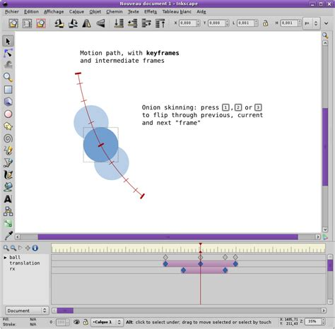 inkscape tutorial cartoon svg animation ui inkscape wiki