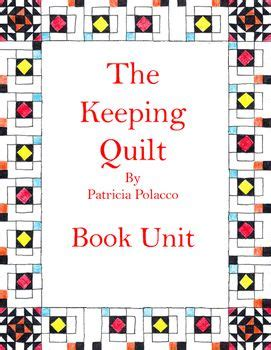 The Keeping Quilt Activities by 17 Best Images About Education On Activities