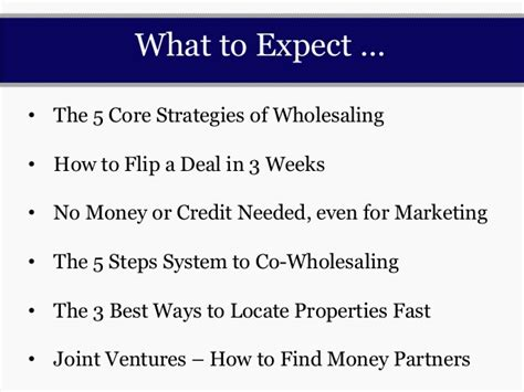 how to partner negotiate profit by co wholesaling wholesaling co wholesaling and joint ventures