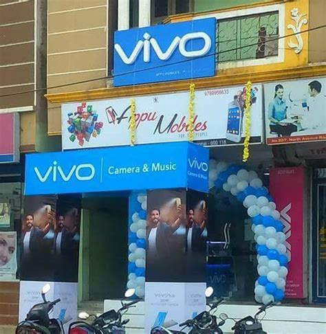 Vivo Y55s New Arrival 13mp by Appu Mobiles Home