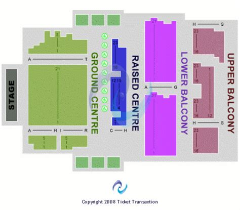 o2 academy seating plan award show tickets seating chart o2 academy glasgow