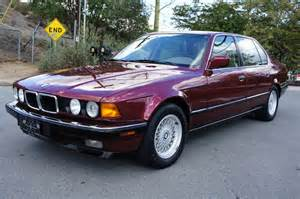 1994 Bmw 740i 1994 Bmw 740il With 52k German Cars For Sale