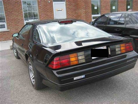 1986 camaro iroc z for sale 1986 chevrolet camaro iroc z for sale classiccars