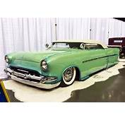 Mercury 1952  54 Custom &amp Mild