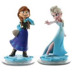 Frozen Infinity Disney Infinity Frozen Figures Play Set Disney