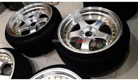 Velg 160x19 Merk 36 Velg Ring19 velg work meister s1 3pc racing ring 17 8 5 10 limited gold rivet