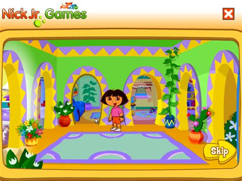 dora house la casa de dora game download and play free version