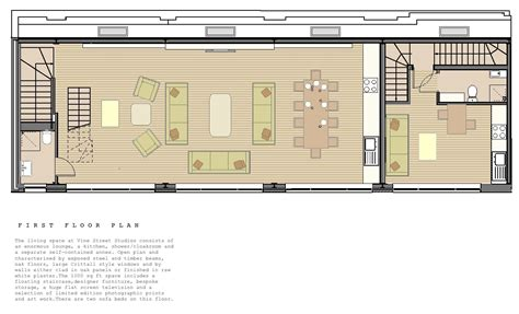 loft blueprints loft apartment vine street studios
