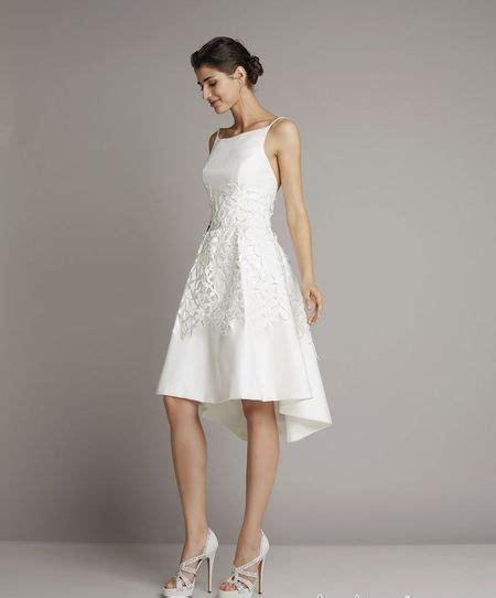 vestido novia civil corto vestidos de novia para registro civil